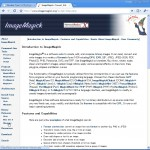 ImageMagickのダウンロード