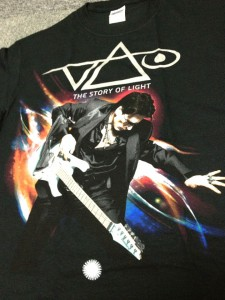 The Story of Light Tour 2013 のTシャツ